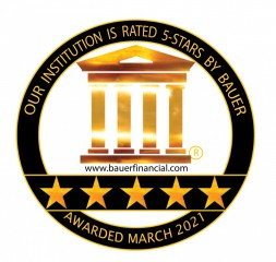 Bauer Financial 5 Star Rating - March 2021